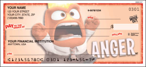 Enlarged view of Disney/Pixar Inside Out Checks