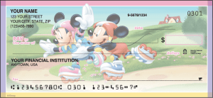 Enlarged view of Disney Mickey's Adventures Checks