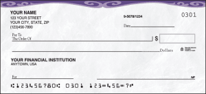 Enlarged view of Platinum Checks