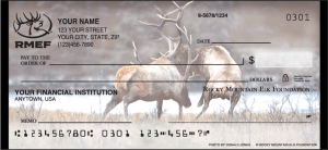 Rocky Mountain Elk Foundation Checks – click to view product detail page