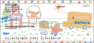 School Memories Checks – click to view product detail page