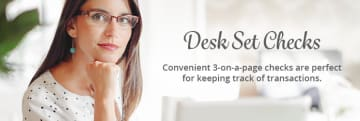 Desk Set Checks