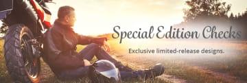 Special Edition Checks
