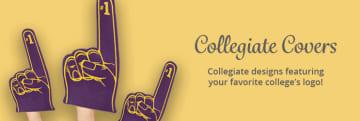Collegiate Checkbook Covers