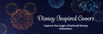Disney Checkbook Covers