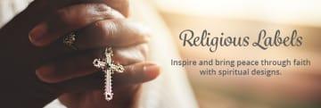 Religious Address Labels