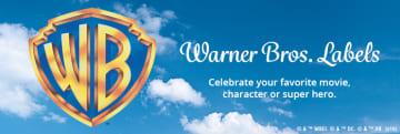 Warner Bros. Address Labels