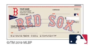 MLB® Checks