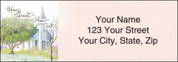 amazing grace address labels - click to preview
