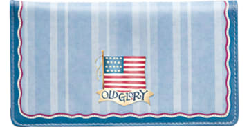 America the Beautiful Checkbook Cover – click to view product detail page