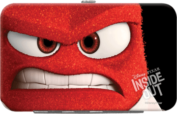 Disney/Pixar Inside Out Credit Card/ID Holder - Anger – click to view product detail page