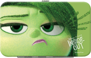 Disney Pixar Inside Out Credit Card/ID Holder - Disgust - click to view larger image
