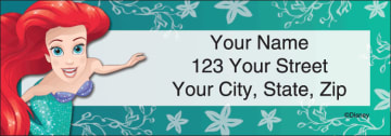 Disney Princess Address Labels – click to view product detail page