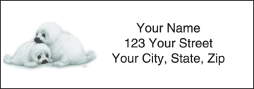 endangered young'uns® address labels - click to preview