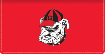 Georgia Logo Checkbook Covers - click to view larger image