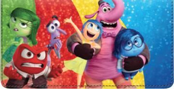 Disney/Pixar Inside Out Checkbook Cover – click to view product detail page