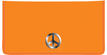 Peace Checkbook Cover – click to view product detail page