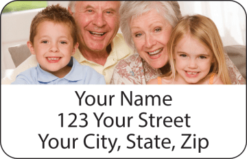 Photo Address Labels – click to view product detail page