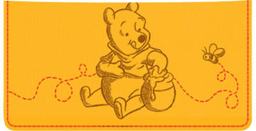 Disney Pooh & Friends Checkbook Cover – click to view product detail page