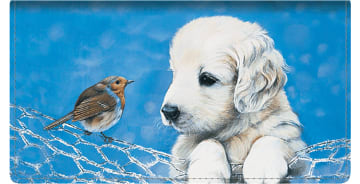Puppy Tales Checkbook Cover – click to view product detail page