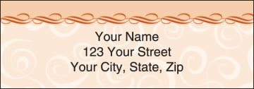 Savvy Address Labels - click to view larger image
