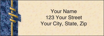 Sophisticates Address Labels – click to view product detail page