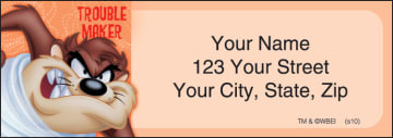 taz address labels - click to preview