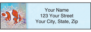 Wonders of the Sea Address Labels – click to view product detail page