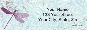Zen Address Labels – click to view product detail page