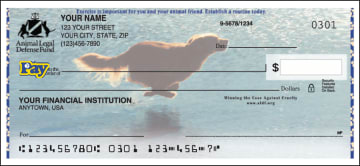 Animal Legal Defense Fund Checks – click to view product detail page