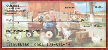 Barnyard Buddies Checks – click to view product detail page