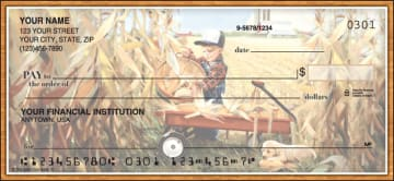 barnyard buddies checks - click to preview