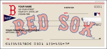 Boston Red Sox™ Checks