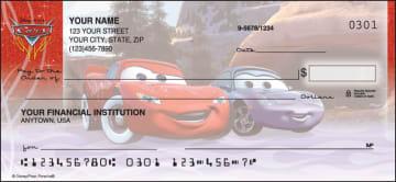 disney pixar cars checks - click to preview
