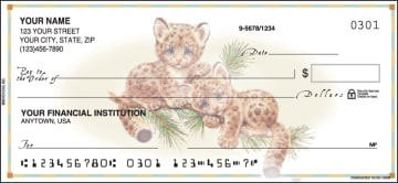endangered young'uns® checks - click to preview