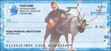 disney frozen checks - click to preview