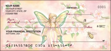 Garden Fairies Checks – click to view product detail page