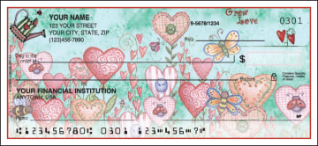 Garden of Faith Checks – click to view product detail page