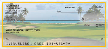 Golf Escapes Checks – click to view product detail page
