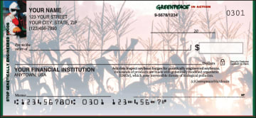 Greenpeace In Action Checks – click to view product detail page
