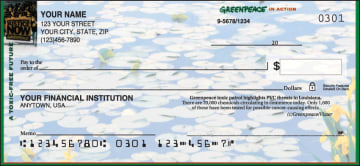 greenpeace in action checks - click to preview