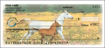 Side Tear - Horse Play Checks – click to view product detail page