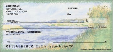 impressionist checks - click to preview