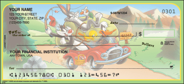 Looney Tunes Checks - click to view larger image