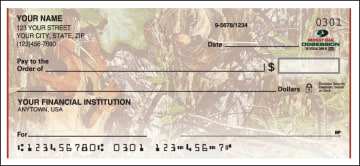 Mossy Oak Checks - click to view larger image