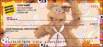 disney the muppets checks - click to preview