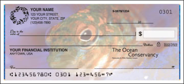 Ocean Conservancy Checks – click to view product detail page