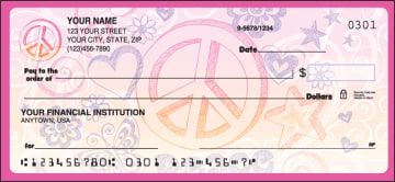 peace checks - click to preview