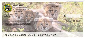 ranger rick wild babies checks - click to preview