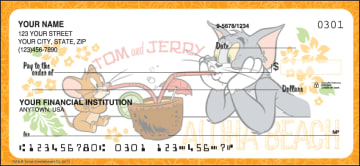 Tom and Jerry Checks – click to view product detail page